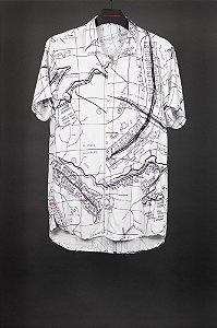 camisa plano p&b