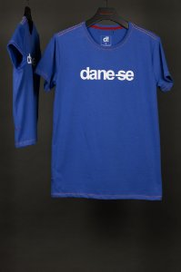 camiseta dane-se nathan azul