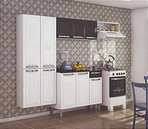 Cozinha De Aço Itatiaia Rose 10 portas e 1 gaveta