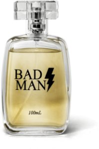 PERFUME BAD MAN 100ml INSPIRADO EM BAD BOY