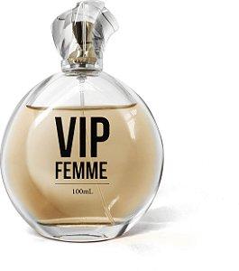 PERFUME VIP FEMME 100ml INSPIRADO EM 212 VIP