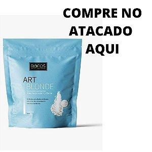 PÓ DESCOLORANTE PROFISSIONAL ART BLONDE -  ATACADO
