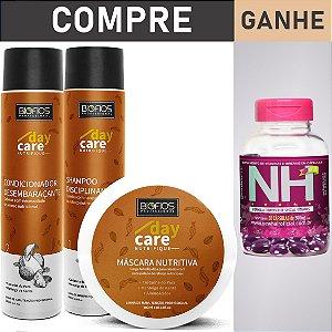 Kit Nutrição Capilar + New Hair - Day Care Nutrifique (Envio em até 24hrs)