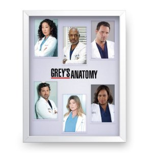 Grey's Anatomy - Personagens