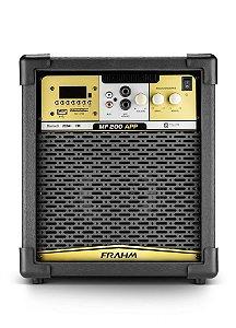 Caixa amplificada multiuso frahm – MF 200 app