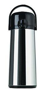Garrafa Térmica Invicta Air Pot Inox 1.8 Litros Café E Chá