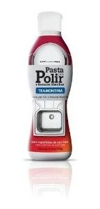 Pasta Para Polir E Remover Manchas Em Aço Inox - Tramontina Original