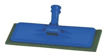 Suporte Limpa Tudo Azul Sr300 Bralimpia Para Fibras Limpeza