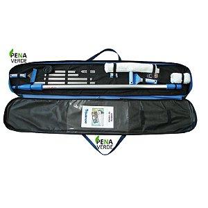 Kit Para Limpeza De Vidros Com Bolsa - Plus KT904 Vidros