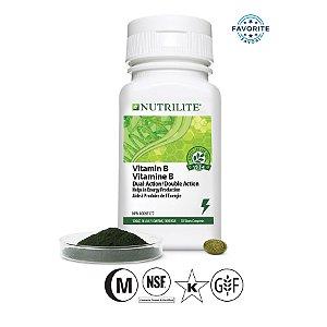 Natural B Complex Levedura De Cerveja 7 Vit. Nutrilite Amway