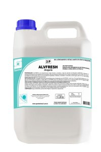 Alvfresh Spartan Alvejante Sem Cloro 5l Roupas Coloridas - Limpeza de Tecidos / Estofados / Colchões