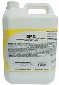 Dmq Desinfetante Hospitalar  - 5l Spartan Ação Bactericida