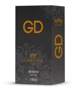 Perfume Gd Amakha 100ml - Insp Good Girl Carolina Herrera ++