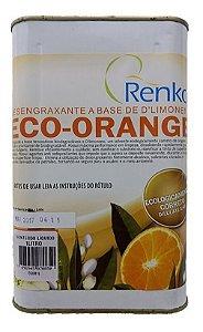 Detergente Desengraxante Componente + Limoneno Eco Orange 1l