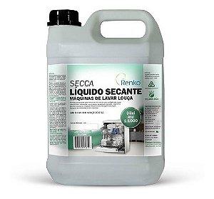 Fórmula Secante Máquinas De Lavar Louça Secca 5l Renko Super