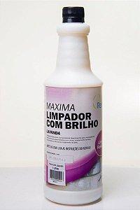 Limpador Piso Com Brilho Maxima Lavanda 1l Renko Restauração