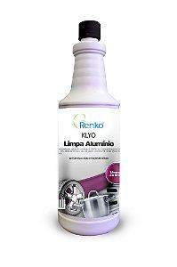 Limpa Aluminio Klyo 1l LIQUIDO ABRILHANTADOR Brilho  Renko
