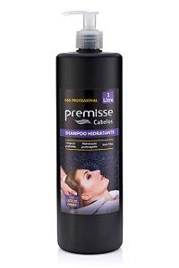 Shampoo Hidratante Belo Premisse Oléo de Argan 1L Premisse
