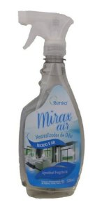Mirax Air Neutralizador De Odor 500ml Pronto Para Uso Renko