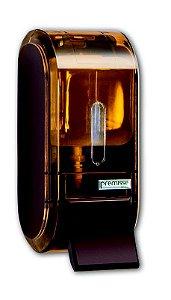 Dispenser líquido Urban reservatório 400ml Marrom premisse