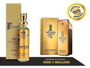 Perfume Masculino Fortune Amakha Paris 1 Milion Paco Rabanne