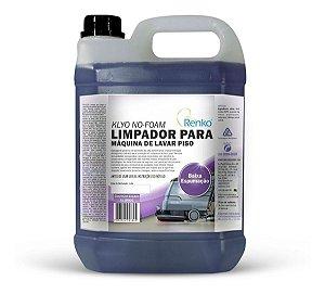 Detergente Limpador Para Maquina Klyo No Foam Renko 5 Litros