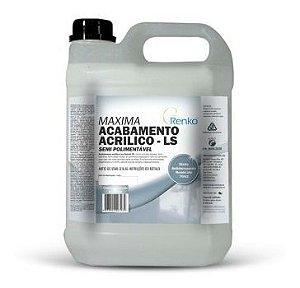 Acabamento Acrillico - Ls Semi Polimentável Maxima 5l Renko