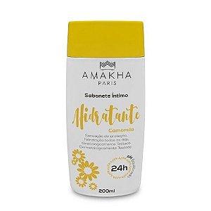 Sabonete Íntimo Hidratante  Camomila 200 Ml Amakha Paris A