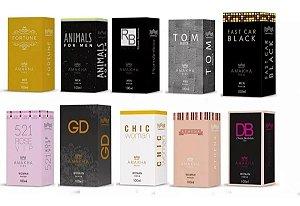 Perfume Amakha Paris 100ml As Melhores Essencias Carmo Top
