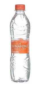 Bonafont Água Mineral Sem Gás 500 ml Danone Leve Saudável