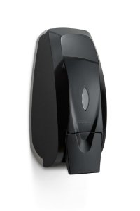Dispenser De Sabonete Velox Preto C/ Reservatório - Premisse