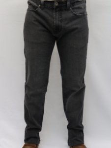 Calça Jeans com lavagem Black Used
