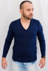 Suéter Básico Casual