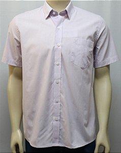 Camisa manga curta listrada