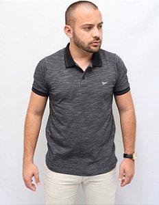 Polo  Maquinetada Slim fit