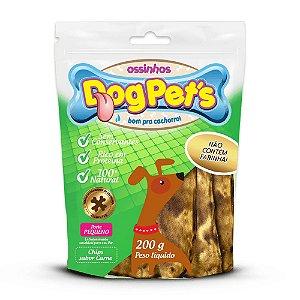 Ossinhos Dog Pet´s Palito 10cm para Cães de Pequeno Porte 500g