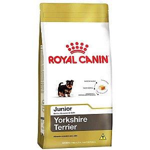 Ração Royal Canin Junior para Cães Filhotes da Raça Yorkshire