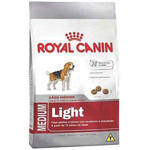 Ração Royal Canin Medium Light 15 Kg
