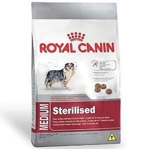 Ração Royal Canin Medium Sterilised 10,1 Kg