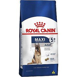 Ração Royal Canin Maxi Adult 5+ para Cães Adultos de Raças Grandes 15 Kg