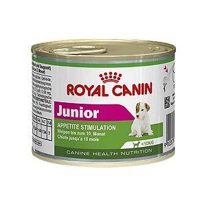Ração Úmida Lata Royal Canin para Cães Filhotes até 10 Kg
