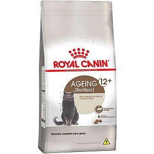 Ração Royal Canin para Gatos Adultos Castrados Acima de 12 Anos