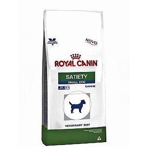 Ração Royal Canin Veterinary Diet Satiety Small Dog 1.5kg