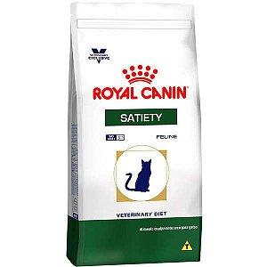 Ração Royal Canin Feline Veterinary Diet Satiety para Gatos Obesos 1.5kg