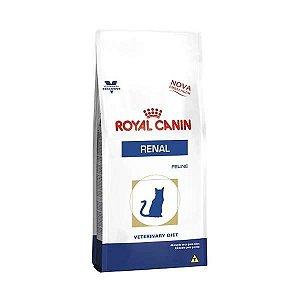 Ração Royal Canin Feline Veterinary Diet Renal para Gatos