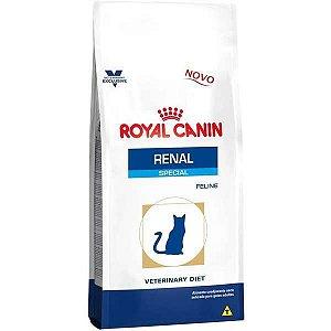 Ração Royal Canin Feline Veterinary Diet Renal Special para Gatos