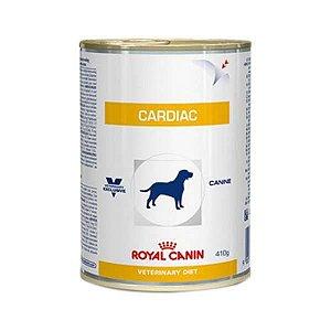 Ração Royal Canin Lata Veterinary Diet Cardiac Wet para Cães - 410 g