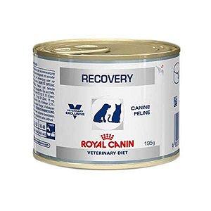 Ração Royal Canin Lata Veterinary Diet Recovery Wet - 195 g