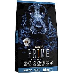 Ração Special Dog Prime Sênior para Cães Adultos 15 kg
