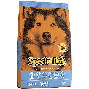 Ração Special Dog Light Premium para Cães Adultos 15 kg
